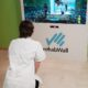 rehabwall mur interactif de reeducation