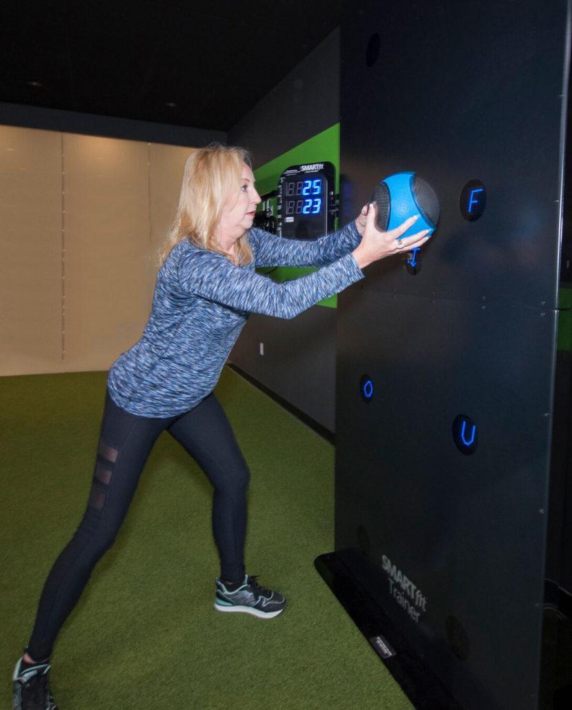 smartfit pour la rééducation sportive